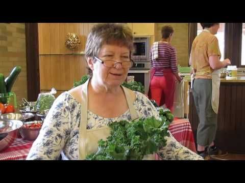 Raw Food Cooking Workshop - What do they think? - YouTube