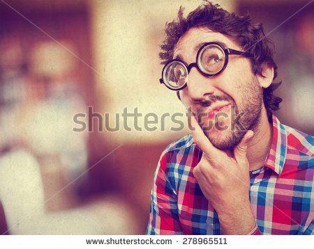Crazy Guy Fotografie, snímky a obrázky | Shutterstock