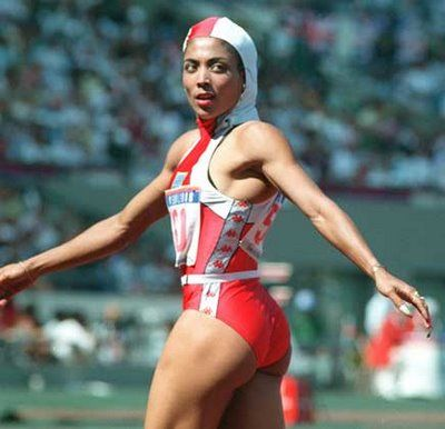 …and Flo-Jo