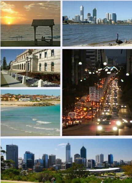 Perth. Australia.
