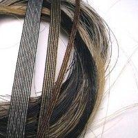 hair stripe 9mm 6mm 3mm Original ribbon styles created by Nanna Salmi.