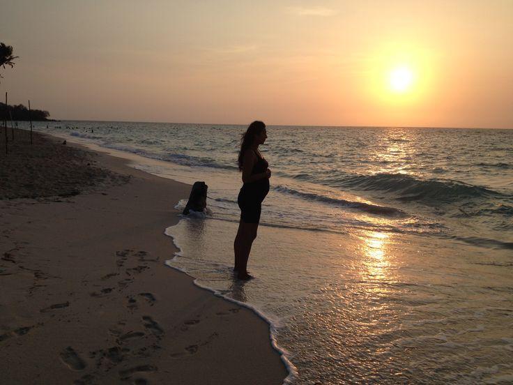 Viaje a Cartagena de Indias, 22 semanas :)