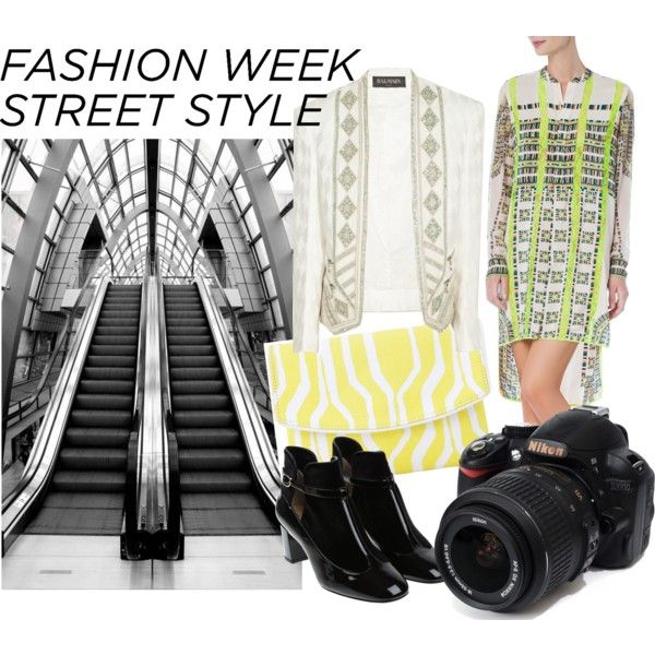 """Bonjep's NYFW Street Style"" by bonjepslookbook on Polyvore"