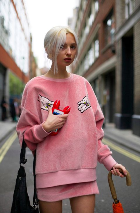 LFW 2016 street style snapped by Sherion Mullings http://sherionmullingsphotography.co.uk