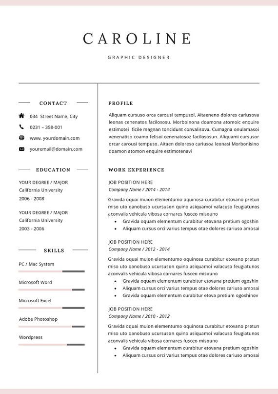 40  off resume template simple resume template cv by