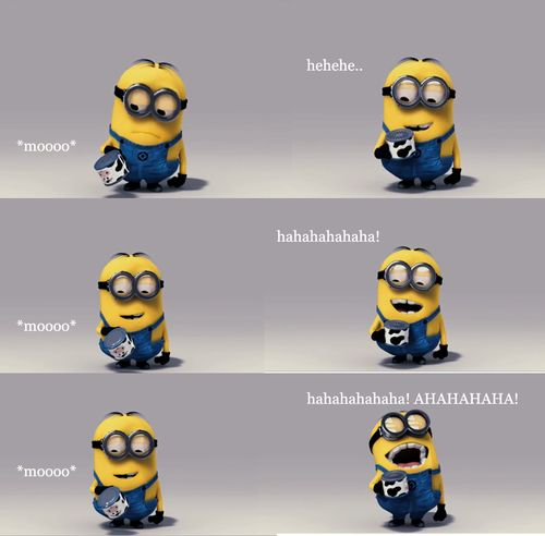 WATCH DESPICABLE ME! :)