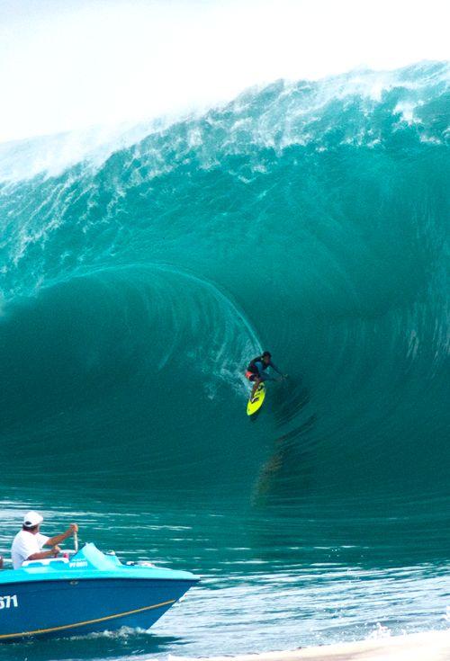 Front row. Surfer | Matahi Drollet Photo | Maui... |