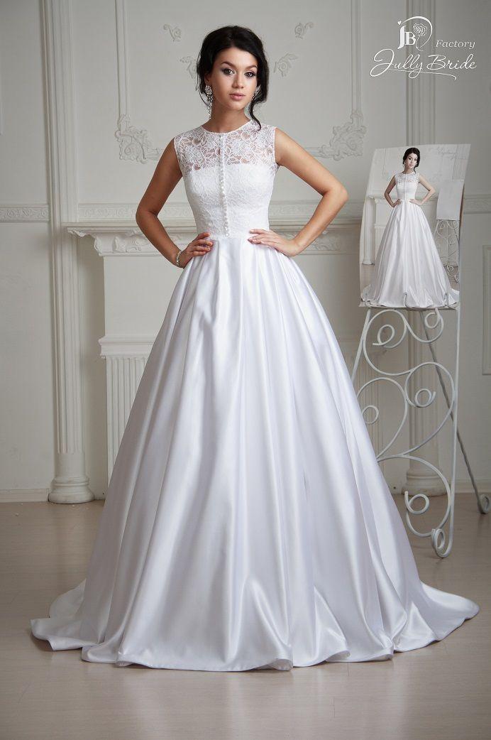 Свадебное платье Эмбер