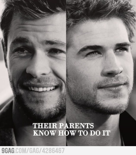 Their parents need To share some secrets ;)