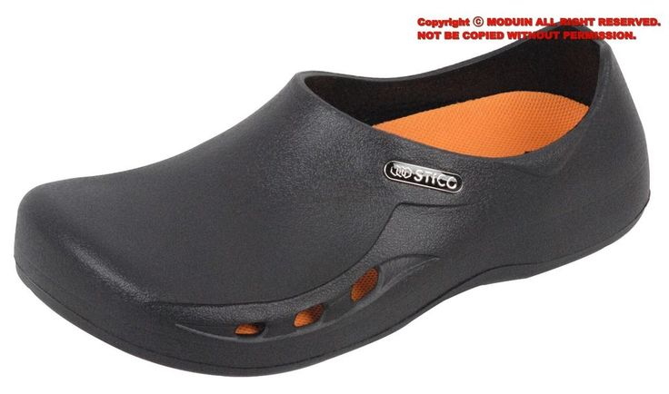 stico non slip s chef clog shoes for kitchen bathroom