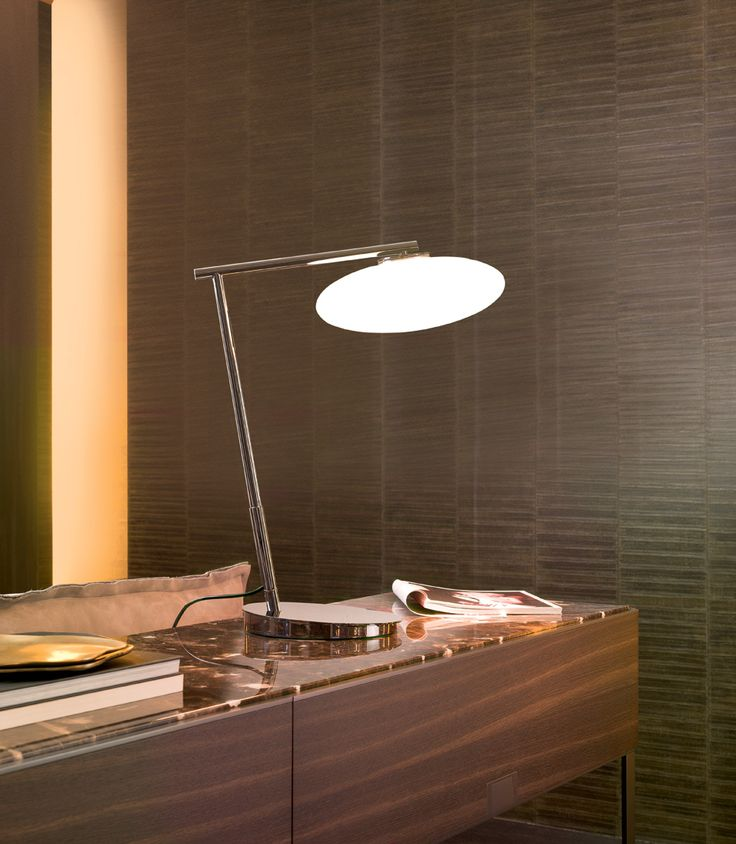 Mami Table Lamp made in Italy by Penta. Available exclusively at Sarsfield Brooke Ltd.