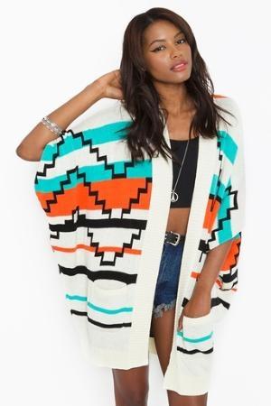 love: Sweater, Fashion, Style, Clothes, Clothing, Arizona Knit, Nastygal, Knits