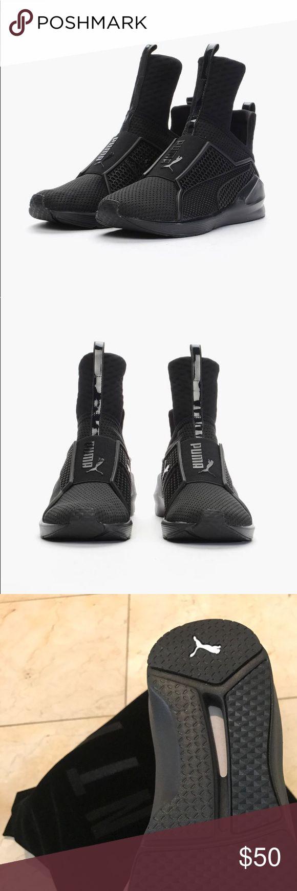 FENTY puma fierce Rihanna Never worn includes velvet dust bag Shoes Sneakers