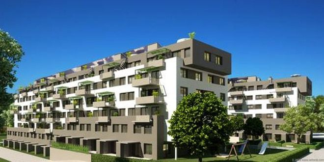 Residential Complex of 155 apartments in Kirchäcker, AustriaDesignRulz14 November 2011The concept of the residential complex found on detail.de was to reuse energy from nature. Therefore, less area was consum... Architecture