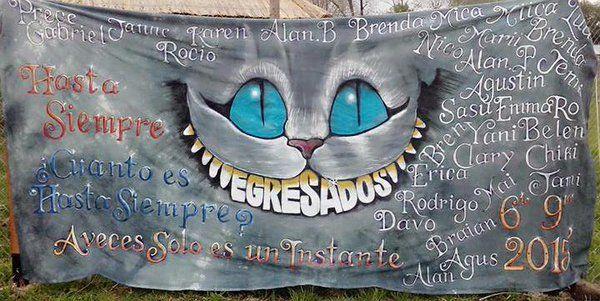 "♔Star Shower♔ en Twitter: ""La mejor bandera de egresados♥ :') #Bandera #Egresados #UltimoAño #BanderaDeEgresados #Egresados2015 http://t.co/boTrSXaaxw"""