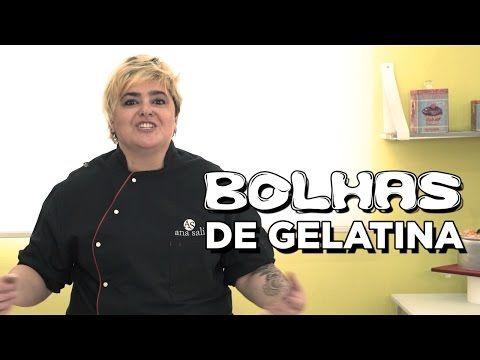 Um Minuto da Sua Atenção - Bolhas de Gelatina - YouTube