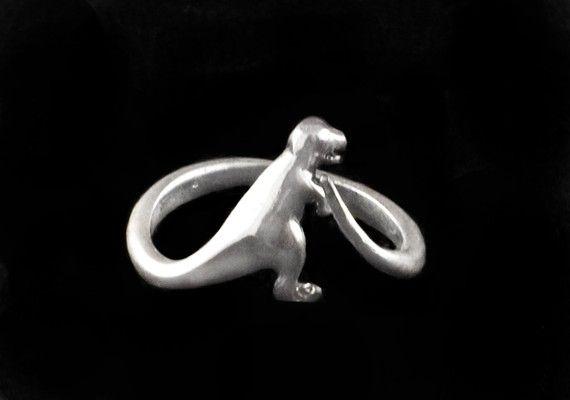 dinosaur ring :) $34