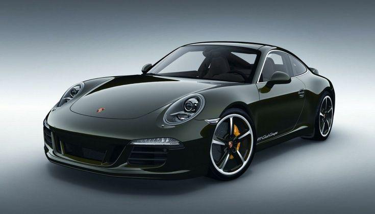 Porsche 911 Club Coupe. $175,000