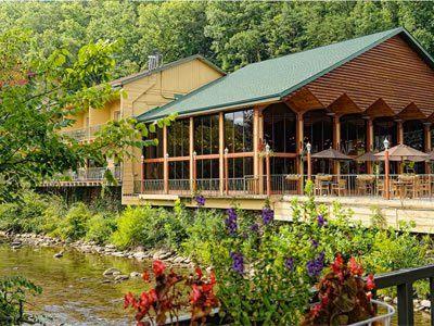 River Terrace Resort And Convention Center Gatlinburg Burnt Down