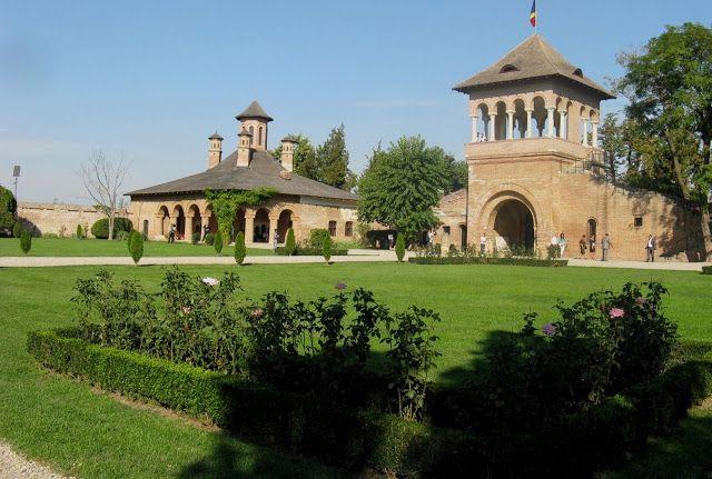 Palatul Mogosoaia Top Locuri din Romania