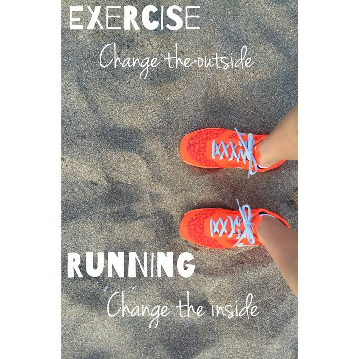Run and exercise