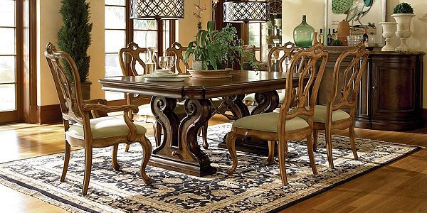 tuscany dining room furniture by thomasville furniture dining room