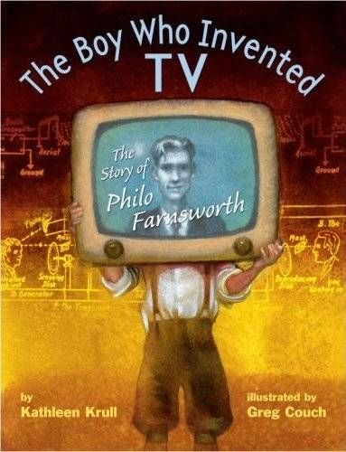 BOOK: The Boy Who Invented TV: The Story of Philo Farnsworth - Book Review