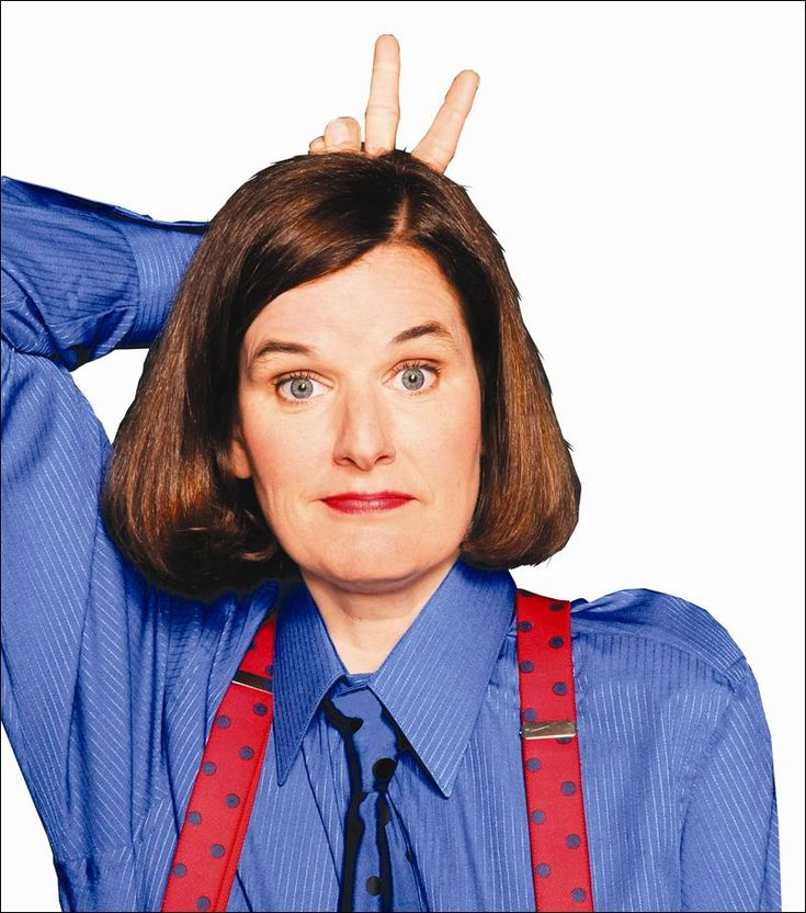 Paula Poundstone (December 29, 1959) born in Alabama tho immediately moved to Sudbury Mass is an American stand-up comedian, author, actress, interviewer and commentator.
