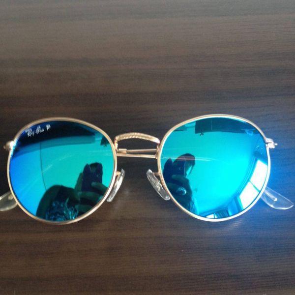 Óculos  Espelhado NOVO - Maroca Brechó