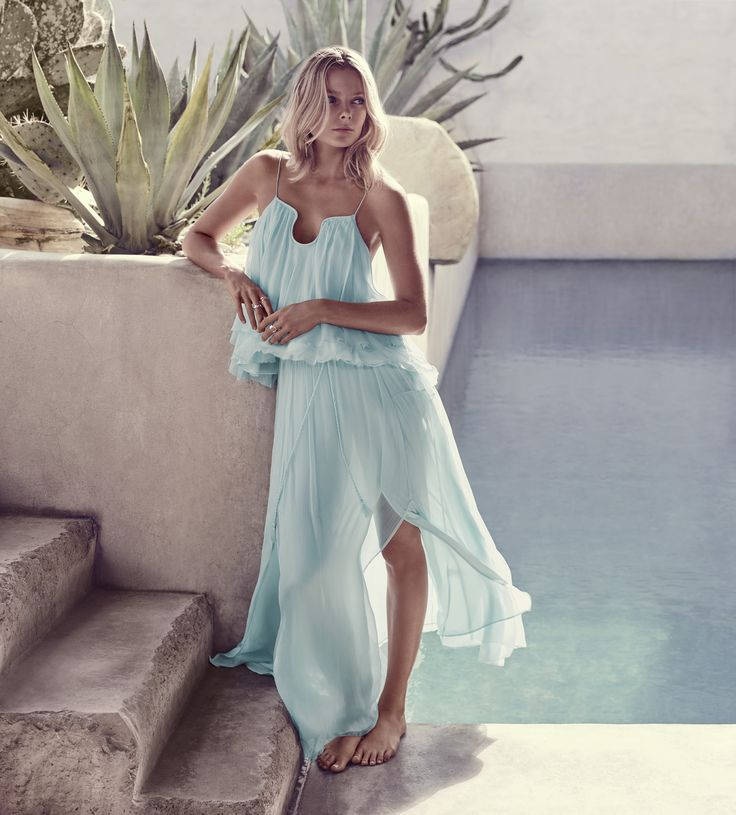 The new blue | Summer hues #WITCHERYSTYLE