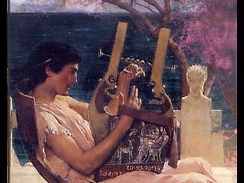 Ancient Greek Music in Just Intonation - See the video : http://www.onbrowser.gr/ancient-greek-music-in-just-intonation-3/