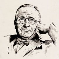 President Truman and the atomic bomb. Hero or villain?