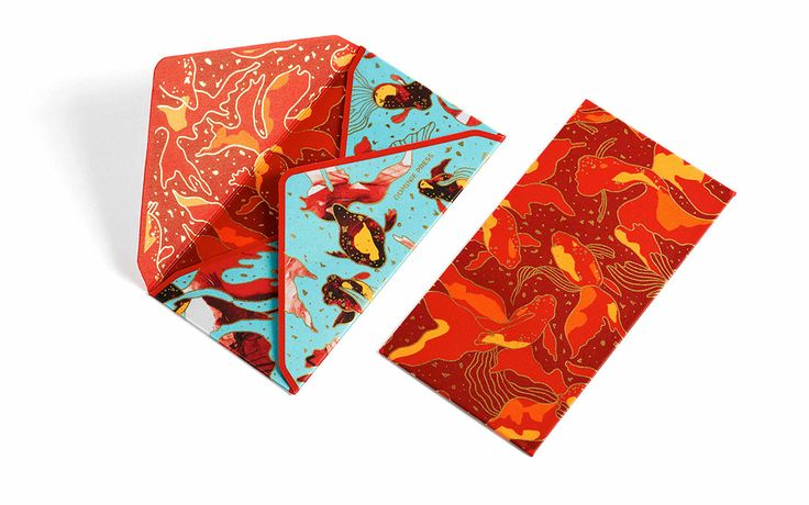 Dominie Press & AlsoDominie Lunar New Year Red Packet by WORK