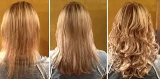 Check out the best quality curly hair extensions Canada right here at the Market Hair Extensions.