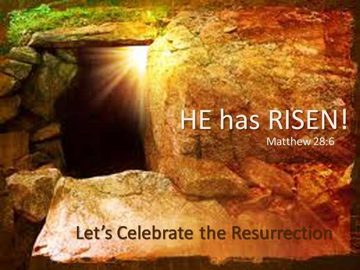 Luke 24:1-12 Mission Accomplished! Jesus Is Risen! — Tell the Lord ...