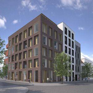Wij verzorgden op het werk Wonen aan de Mas te Antwerpen: - De Eternit Gevelbekledingen inclusief achterconstructies - De daktimmerwerken - De restauratie timmerwerken Start werk ca. 10-2013