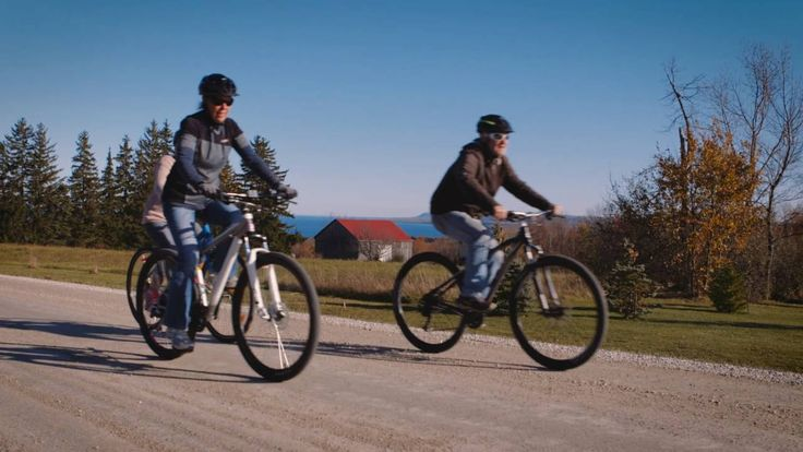 Cycle the Trails of Meaford, Ontario