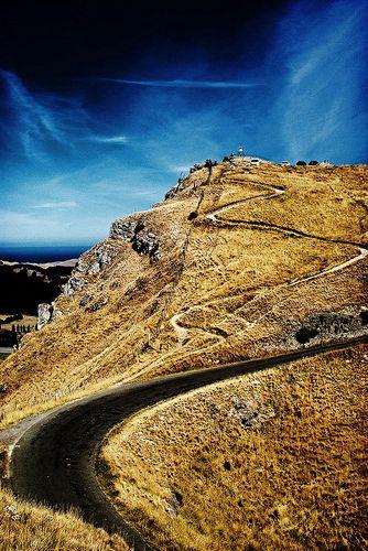 <3 Walking the peak | Te Mata Peak HDR