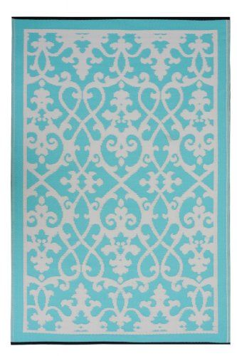 Blue Indoor Outdoor and Home Rugs – Gorgeous! | Lisa Klein Weber: Good Mom - Bad Housekeeper