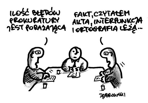 Przeciek z #prokuratury