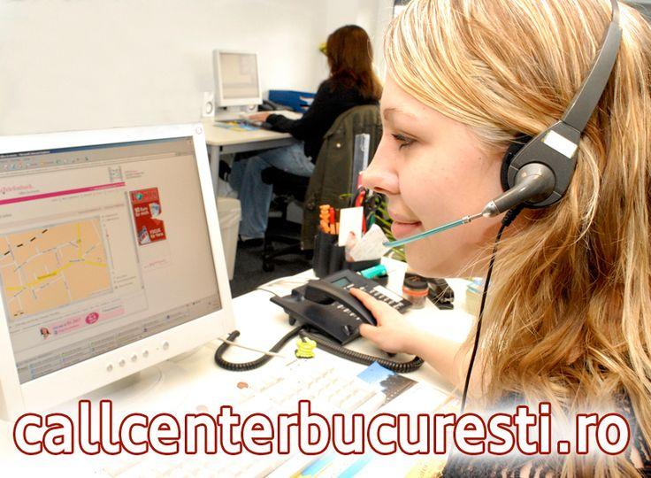 call center bucuresti