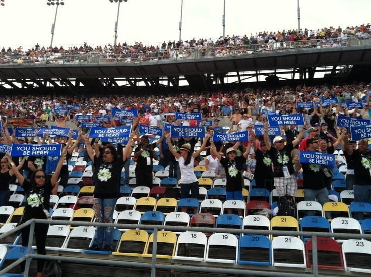 Booming at Daytona! YOU SHOULD BE HERE!  Word is getting out! We have the coolest travel club in the world!
