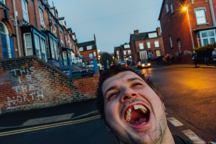 Ricky Adam. Edge of Living. 4-5 year project photographind Leeds Punks. Squatters.