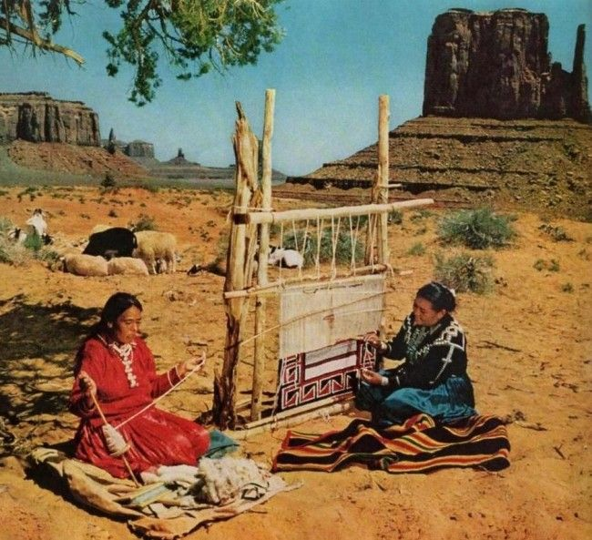 Kızılderili Navaholar, 1959