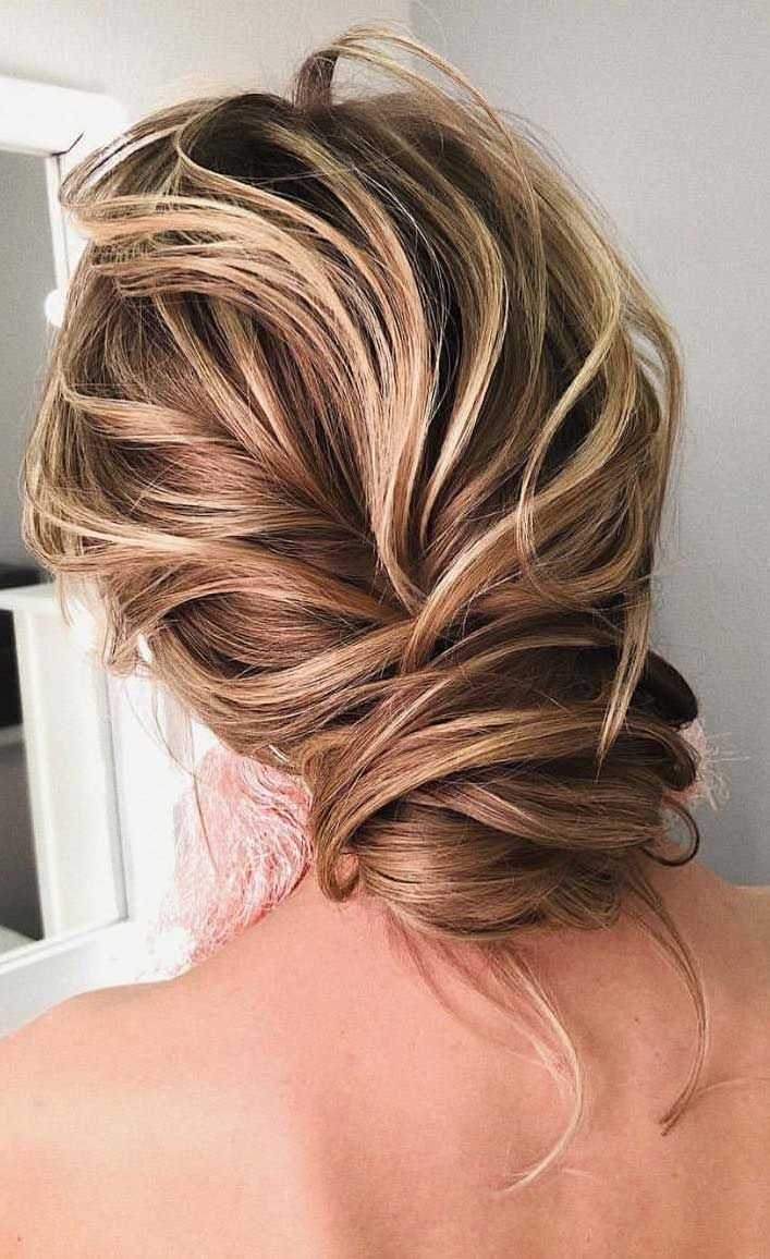11 Stunning messy updo hairstyles for special occasion  Short