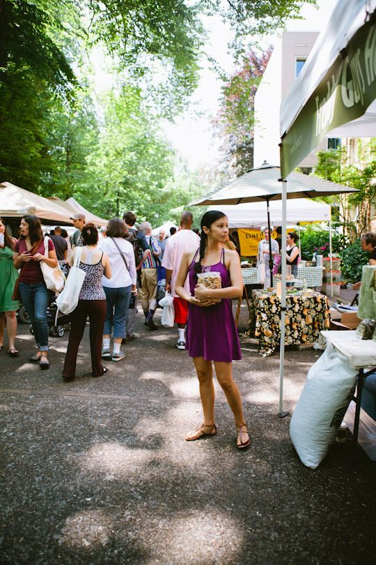 Farmer's Market: what to buy at PSU on Saturdays + specialty artisans and kid events