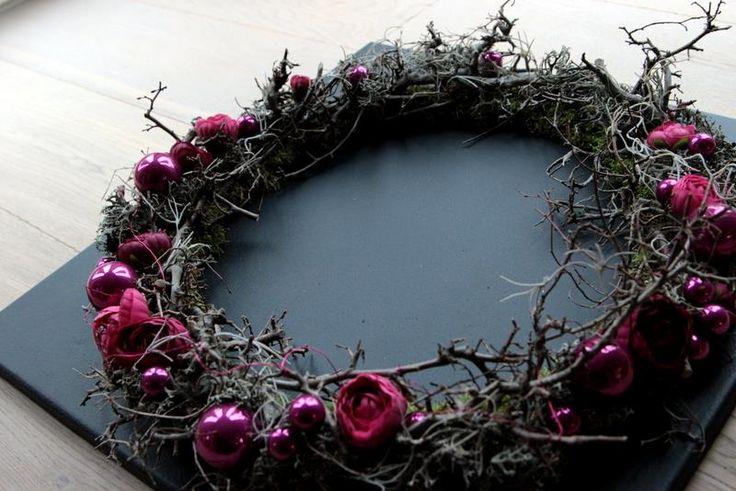 17 beste ideeu00ebn over Kerst Bloemstukken op Pinterest - Kerst bloemen ...