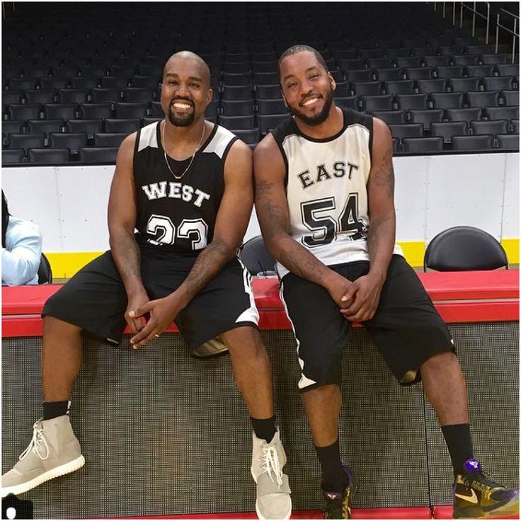 Kanye West Birthday Party at the Lakers Stadium #kanyewest #yeezy #kimkardashianwest