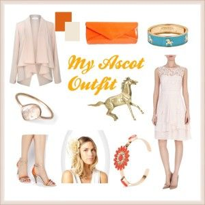 My Ascot Outfit - a beautiful space