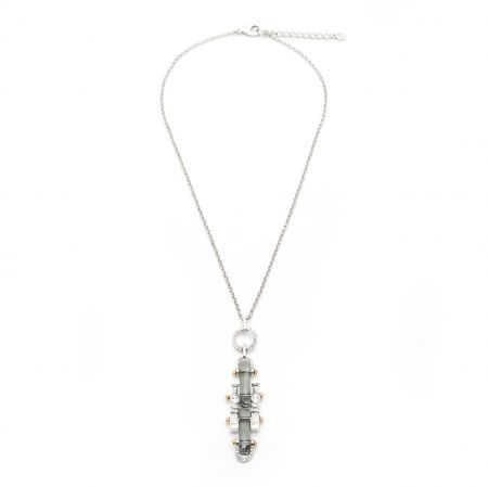 Manhattan Crystal Necklace